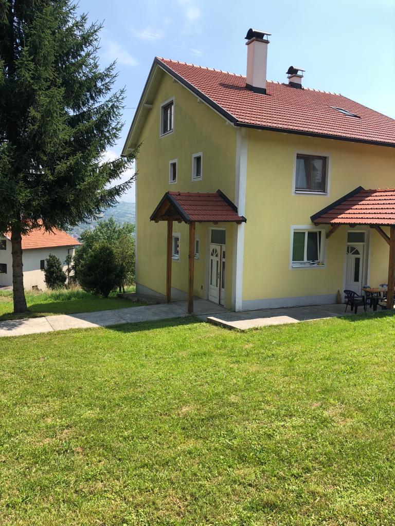 Kuća i zemlja Grahovik
